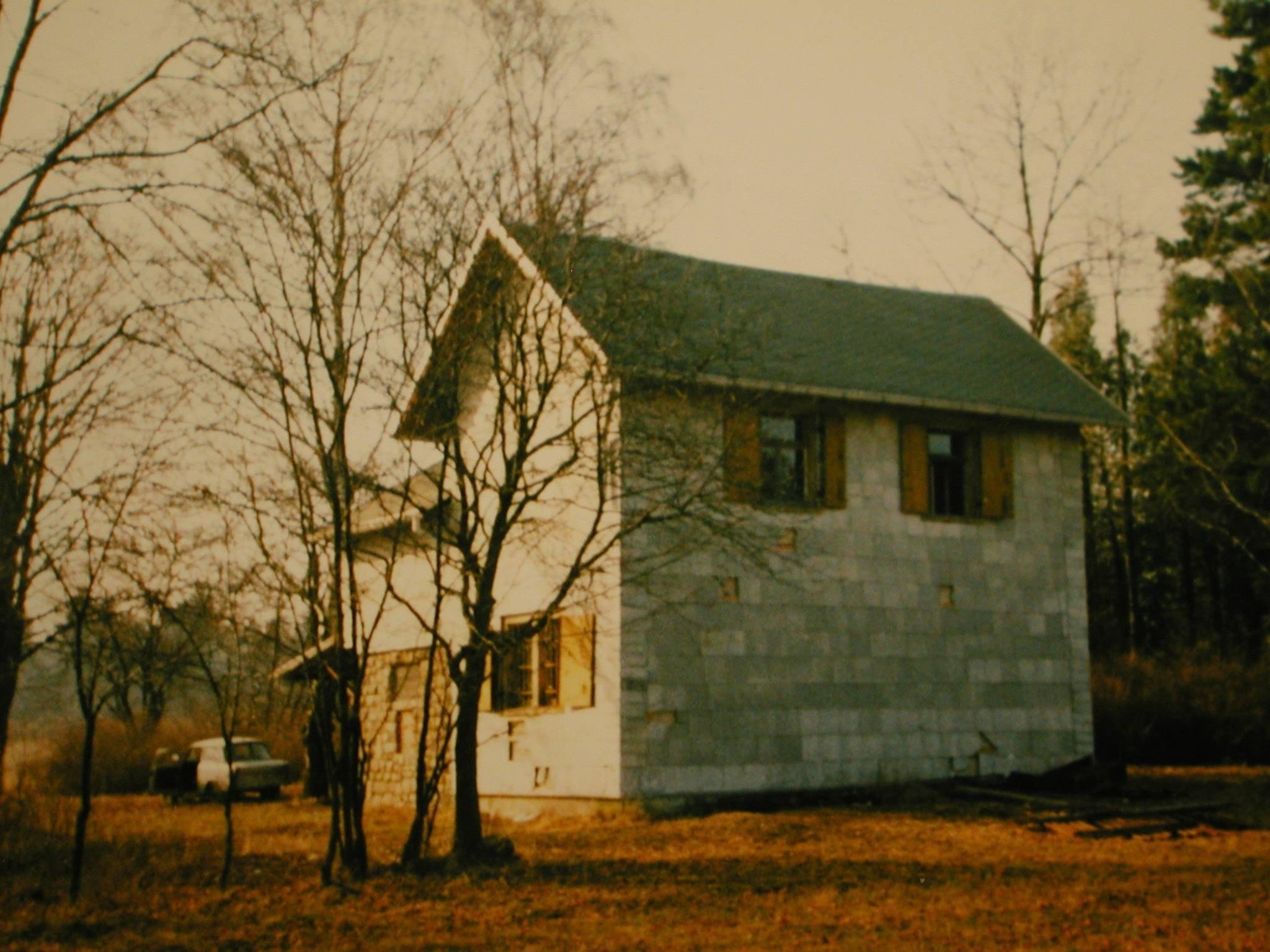 Bakuninhütte 1989