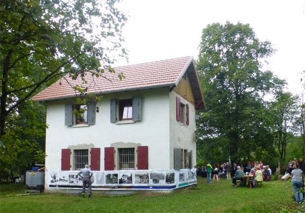 Denkmalfest Bakuninhütte 2017